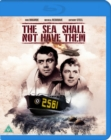 The Sea Shall Not Have Them - Blu-ray