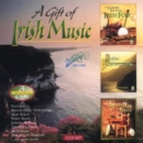 A Gift Of Irish Music: THE GOLDEN SOUNDS OF IRISH FOLK/CELTIC TRANQUILLITY/BEST OF - CD