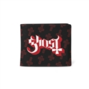 Ghost Crucifix Wallet - Merchandise