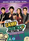 Camp Rock 2 - The Final Jam: Extended Edition - DVD