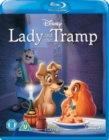 Lady and the Tramp - Blu-ray