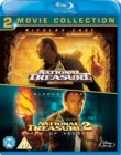 National Treasure 1 and 2 - Blu-ray