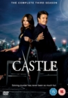 Castle: The Complete Third Season - DVD
