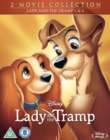 Lady and the Tramp/Lady and the Tramp 2 - Blu-ray
