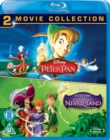 Peter Pan/Peter Pan: Return to Never Land (Disney) - Blu-ray