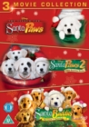 Santa Paws: 3-movie Collection - DVD