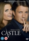 Castle: The Complete Fourth Season - DVD