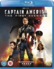 Captain America: The First Avenger - Blu-ray