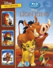 The Lion King Trilogy - DVD