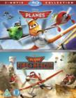 Planes/Planes: Fire and Rescue - Blu-ray