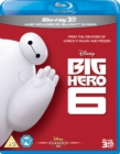 Big Hero 6 - Blu-ray