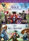 Alice in Wonderland/Alice Through the Looking Glass - DVD