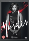How to Get Away With Murder: Seasons 1-2 - DVD