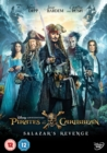 Pirates of the Caribbean: Salazar's Revenge - DVD