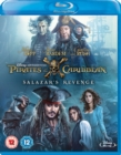 Pirates of the Caribbean: Salazar's Revenge - Blu-ray