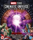 Marvel Studios Cinematic Universe: Phase Two - Blu-ray