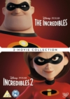 Incredibles: 2-movie Collection - DVD