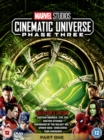 Marvel Studios Cinematic Universe: Phase Three - Part One - DVD