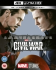 Captain America: Civil War - Blu-ray
