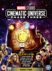 Marvel Studios Cinematic Universe: Phase Three - Part Two - DVD
