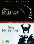 Maleficent: 2-movie Collection - Blu-ray