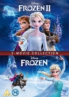 Frozen: 2-movie Collection - DVD