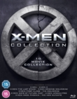X-Men: 10-movie Collection - Blu-ray
