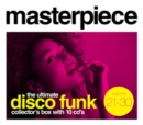 Masterpiece: The Ultimate Disco Funk Collector's Box - CD