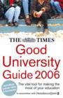 "The ""Times"" Good University Guide - Book"
