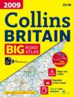 2009 Collins Big Road Atlas Britain - Book