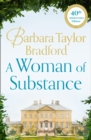 A Woman of Substance - Book