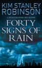 Forty Signs of Rain - eBook