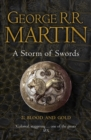 A Storm of Swords: Part 2 Blood and Gold (Reissue) - Book