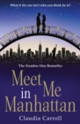 Meet Me In Manhattan - Book