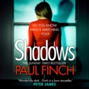 Shadows: The gripping new crime thriller from the #1 bestseller - eAudiobook