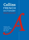 Collins French Pocket Dictionary : The Perfect Portable Dictionary - Book