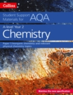 AQA A Level Chemistry Year 2 Paper 1 : Inorganic Chemistry and Relevant Physical Chemistry Topics - Book