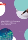 AQA GCSE 9-1 Chemistry for Combined Science Foundation Support Workbook - Book