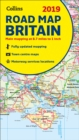 2019 Collins Map of Britain - Book