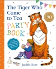 The Tiger Who Came to Tea Party Book - Book