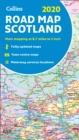 2020 Collins Map of Scotland - Book