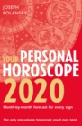 Your Personal Horoscope 2020 - Book