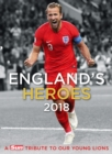 England's Heroes : A Tribute to Our Young Lions - Book