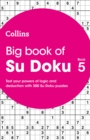 Big Book of Su Doku Book 5 : 300 Su Doku Puzzles - Book