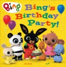 Bing's Birthday Party! - Book