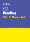 KS2 English Reading SATs 10-Minute Tests : For the 2020 Tests - Book