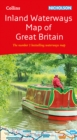 Collins Nicholson Inland Waterways Map of Great Britain - Book