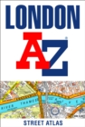 London A-Z Street Atlas - Book