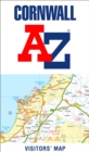 Cornwall A-Z Visitors Map - Book