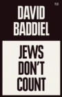 Jews Don't Count - eBook